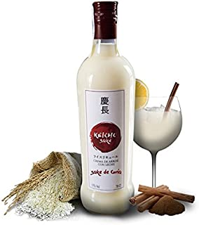 Sake de Coria Crema de Arroz con Leche Botella 70 cl