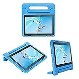 cradle HR Funda protectora para tablet Lenovo Tab E10(TB-X104F) de 10.1 pulgadas 2019 de EVA, ligera, a prueba de golpes, color azul