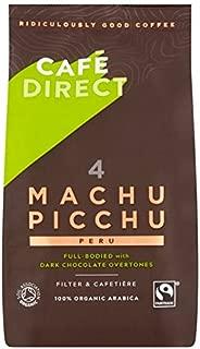 cafedirect machu picchu coffee