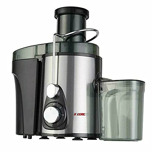 Electric Juicer Wide Mouth Easy Clean Fruit Centrifugal Juice Extractor Fruit Vegetable Juice Maker 3 Speed 5 Core 306 S ⭐⭐⭐⭐⭐Ratings ✔️ Best Deal