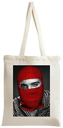 Elvis Presley Yeezus Face Mask Tote Bag