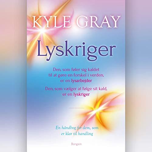 Lyskriger audiobook cover art
