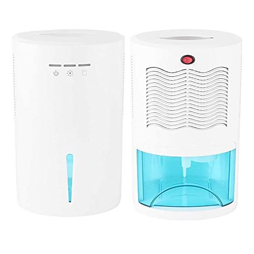 QCSMegy Mini deshumidificador eléctrico, deshumidificador doméstico, máquina Secadora de Aire, Elimina la Humedad de la Humedad, EE. UU. 00? 240 V para el hogar, la Cocina, el Dormitorio, el baño, la