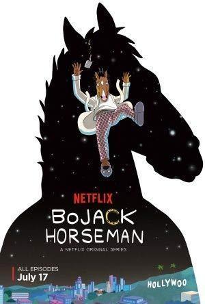 Bojack Horseman, poster 30x 43cm