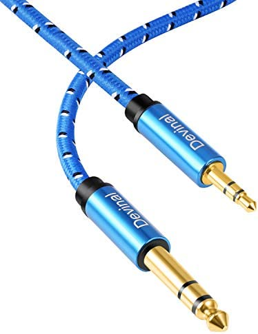 Top 10 Best quarter inch stereo cable Reviews
