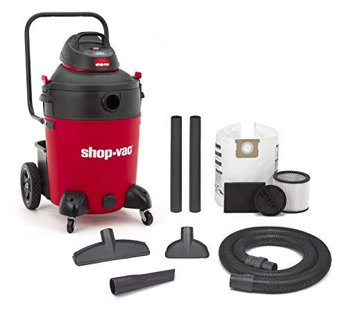 Shop-Vac Aspiradora Trabajo Pesado 14 GAL 6.5 HP 120V con Accesorios