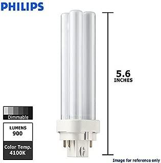 Philips 230409 Energy Saver PL-C 13-Watt Compact Fluorescent Light Bulb