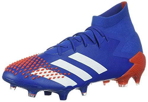 adidas Predator Mutator 20.1 FG - Blue-Red 8.5