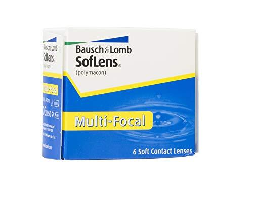 Bausch & Lomb Soflens Multifocal, 6 Stück / BC 8.8 mm / DIA 14.5 / -3,75 Dioptrien