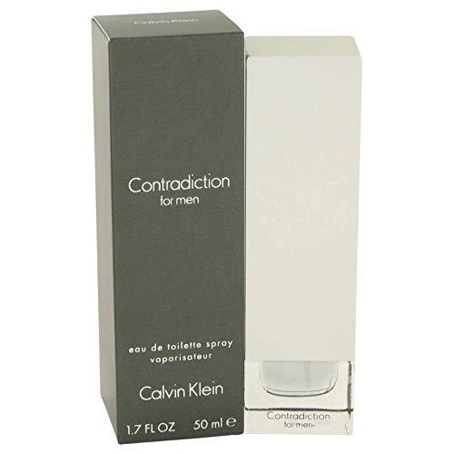 Calvin Klein Contradiction Men Edt Vapo 50 Ml - 50 ml