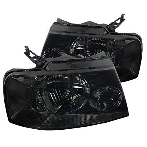 04 f150 headlights smoke - 2