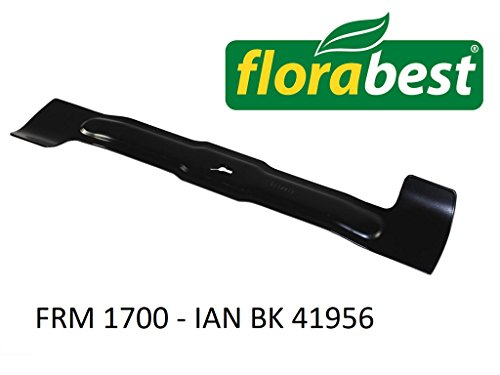 Florabest reservemessen voor elektrische grasmaaiers FRM 1700 BK 41956 reservemessen