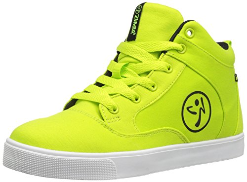 Zumba Footwear Street Fresh, Zapatillas Deportivas para Interior Mujer, Verde (Zumba Green), 42 EU