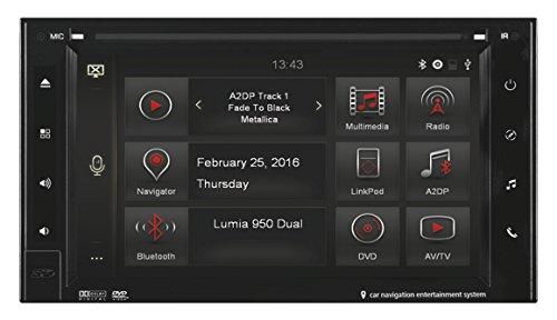 ESX VN620W récepteur multimédia de Voiture - récepteurs multimédias de Voiture (FLAC, MP3, WMA,...