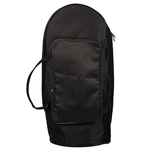 MonkeyJack Oxford Cloth Bag Zipper Case for French Tenor Horn Tuba Portable Music Instrument Accessory