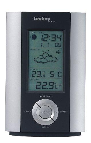 Technotrade 53088 WS 6710-IT - Estación meteorológica inalámbrica