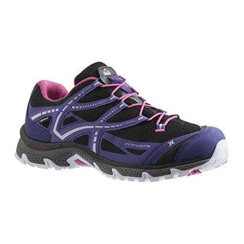 McKinley Chromosome W McKinley Black/Violet/Pink - Größe 3,5 EU 36