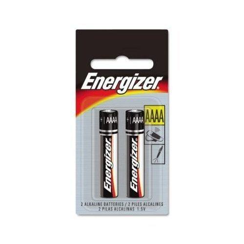 Energizer AAAA Alkaline Battery, 2-Pack by Energizer