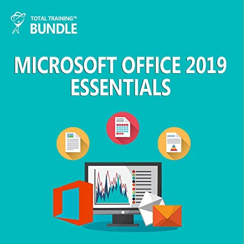 Microsoft Office 2019 Essential Training Bundle PC Mac Online Code product image