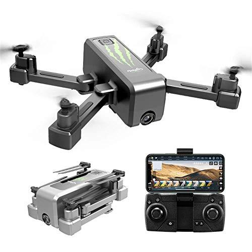 ZHCJH GPS-Drohne mit 4K HD Dual-Kamera 5G WiFi Optische Flusspositionierung Faltbare Drohne, Höhenlage, optischer Fluss Antikollisions-Spielzeugdrohnen für Kinder und Erwachsene