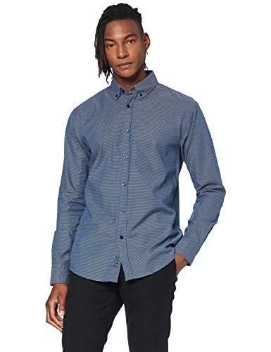 BOSS Herren Mabsoot_1 Shirt, Dark Grey (26), XXL EU