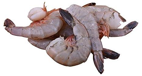 Shrimp White Wild Shell On Previously Frozen 21 25