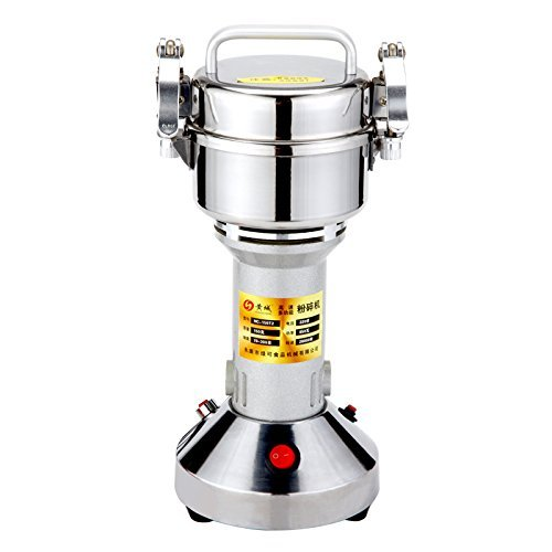 150g Family Stainless Steel Grain Mill Cereal Mill Herb Grinder Powder Pulverizer