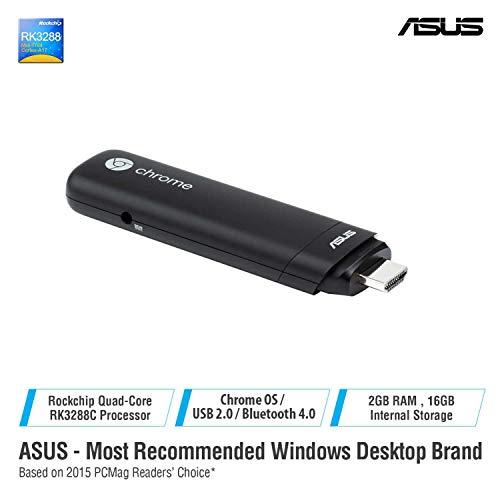 Asus CHROMEBIT-B017C CS10 RockChip 3288-C Stick PC, 2GB RAM, 16GB e-MMC