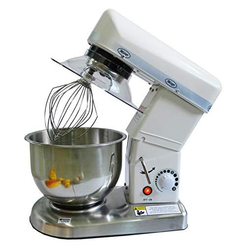 Pequeña licuadora que juega a la brema, máquina de la máquina de la máquina de chef, la máquina de mezcla de acero inoxidable 304, 5L