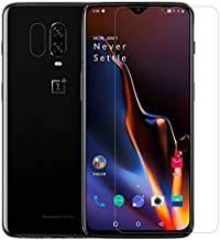 Oneplus 7 Screen Protector, Nillkin [H+ Pro] Tempered Glass 0.2mm 2.5D Round Edges Anti-Glare High Clarity 9H Hardness Anti-Fingerprints Screen Protector for Oneplus 6T/One Plus 7 (Amazing H+Pro)