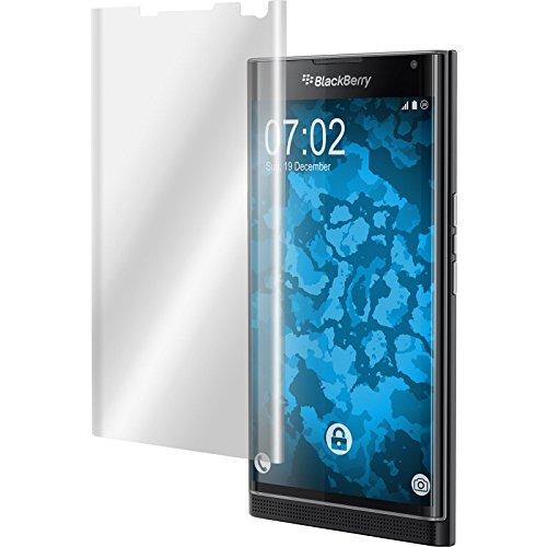 PhoneNatic 1er-Pack Bildschirmschutzfolien klar Flexible Folien kompatibel mit BlackBerry Priv