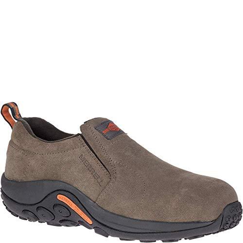 Merrell Men's, Jungle Moc Alloy Toe Work Shoe Gunsmoke 10 M