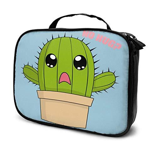 Free Hugs Love - Bolsa de aseo con diseño de amor, organizador de maquillaje profesional, portátil, bolsa de almacenamiento de viaje con asa superior