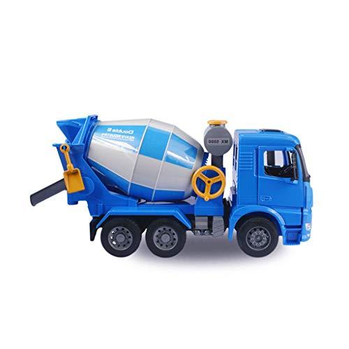XHAEJ Modelo de automóvil Modelo de fundición de automóvil Modelo de ingeniería de aleación de automóviles 1:20 Modelo de Escala Modelo de Cemento Modelo de Juguete Regalo para niños pequeños