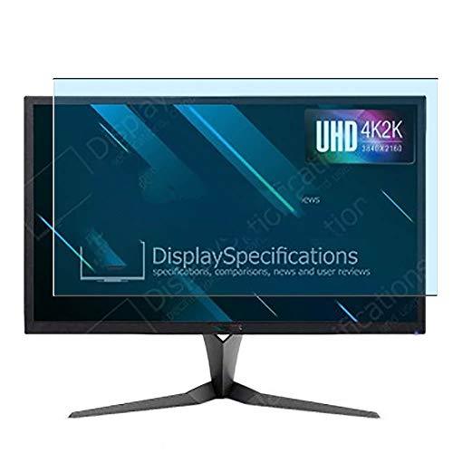 """Vaxson 2-Pack Anti Luce Blu TPU Pellicola Protettiva, compatibile con Acer Predator X27 P / X27 Pbmiphzx / X27Pbmiphzx 27"""" Display Monitor, Screen Protector Film [ Non Vetro Temperato ]"""