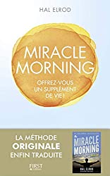 livre Miracle Morning