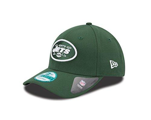 New Era Herren 9Forty New York Jets Kappe Baseball Cap, Grün, OSFA