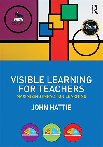 Compare Textbook Prices for Visible Learning for Teachers 1 Edition ISBN 8601401019015 by Hattie, John