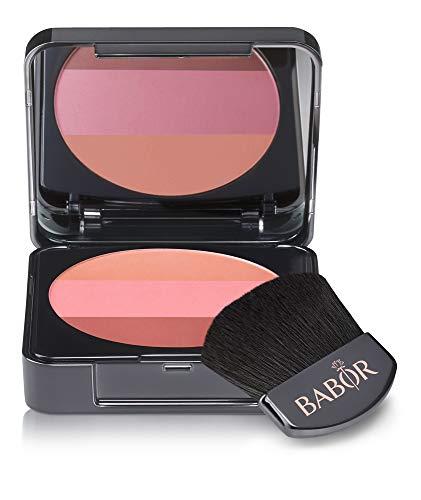 BABOR AGE ID Tri-Colour Blush, 02 rose, 1er Pack (1 x 9 g)