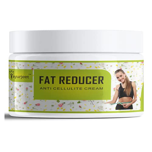 Ayurjeet Herbals Anti Cellulite Shape Cream (Fat Reducer Cream) 100 gms   Herbal Shape Cream   Anti Cellulite   Moisturizes and Nourishes Skin   Slimming Cream   Ayurvedic and Fast Action and Result   Helps In Skin Toning   Body Firming   Reduces Stretch Marks   Body Shaper   Helps in Skin Tightening   Body Re-modelling   100 gms