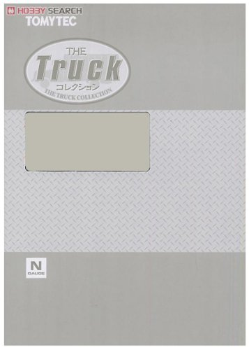 The Case for the Truck Collection Vol.4 (Model Train)