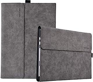 جراب لجهاز Microsoft Surface Pro 7 / Pro 6 / Pro 5 / Pro 4 12.3 Inch Tablet متعدد الزوايا متوافق مع نوع الغطاء لوحة المفات...