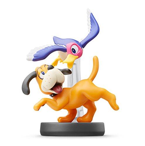 amiibo - Duck Shoot (serie Super Smash Bros ) per Nintendo Wii U, Nintendo 3DS