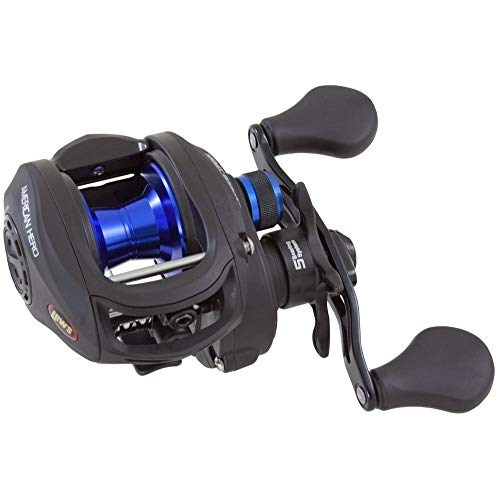 Lews Fishing AH1HL American Heroes Speed Spool MCS, Left Hand