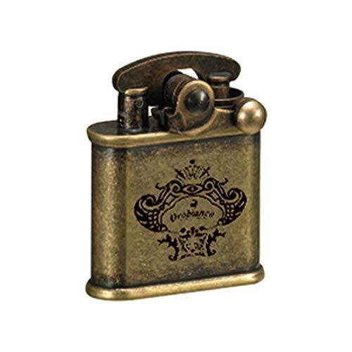 Orobianco (オロビアンコ) オイルライター アンティークブラスバレル ORL-12BB コリブリ(Colibri) ライター
