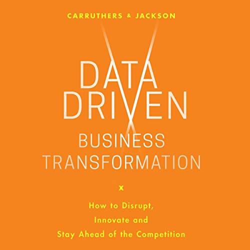 Data Driven Business Transformation Titelbild