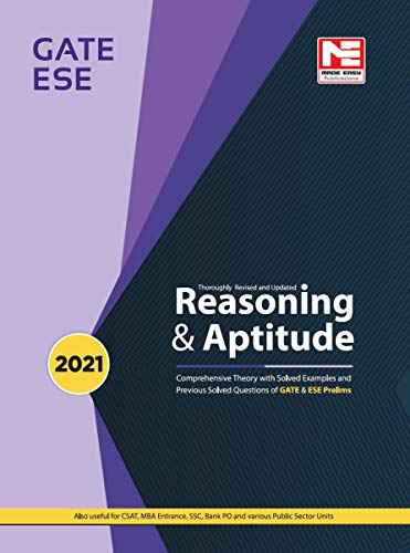 Reasoning & Aptitude for GATE and ESE