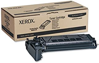 Xerox WorkCentre 4118 Black Standard Capacity Toner Cartridge (8,000 pages) - 006R01278
