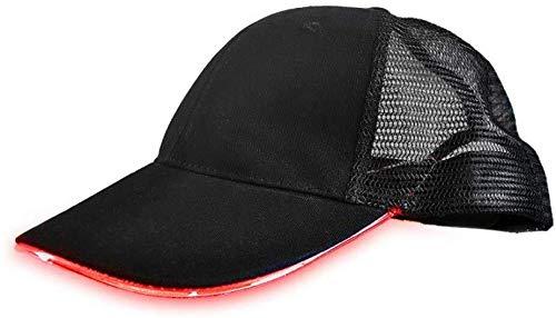 Honkbalpet mini persoonlijkheid baseballcap mannen vrouwen verlichting katoen pet club hop hipping party heup sport baseball cap verstelbaar
