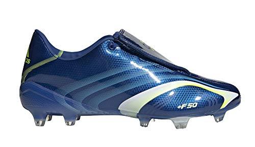 adidas Uomo F50 FG Scarpe da Calcio Blu, 39 1/3